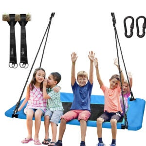 Best Tree Swing Options: Trekassy 700lb Giant 60 Platform Tree Swing