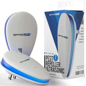 Best Ultrasonic Pest Repeller Options: BRISON Ultrasonic Pest Repeller
