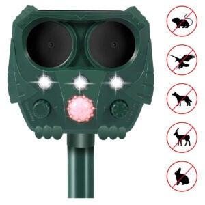 Best Ultrasonic Pest Repeller Options: Dog Cat Repellent, 2020 Ultrasonic Pest Repellent