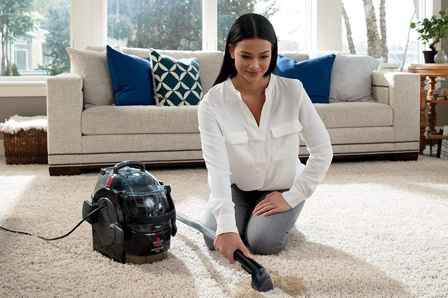 The Best Upholstery Cleaner Options for Your Furniture - Bob Vila