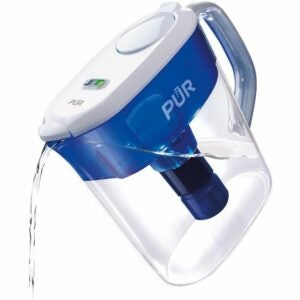 The Best Water Pitcher Option: PUR PPT111W Ultimate Filtration Water Filter Pitcher