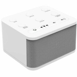 The Best White Noise Machine Option: Big Red Rooster 6 White Noise Machine