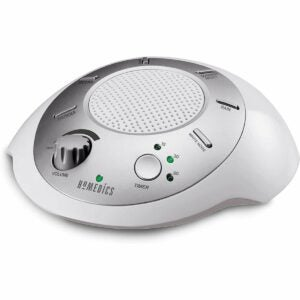 最佳白噪声机选择:Homedics音Spa白噪声机