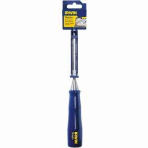 The Best Wood Chisels Option: IRWIN Marples Chisel for Woodworking, 1/8-inch (3mm)