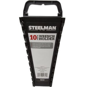 Best Wrench Organizer Options: Steelman Universal 10-Tool Wrench Holder Organizer for Mechanics