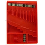 Best Wrench Organizer Options: Tool Sorter Wrench Organizer - Red