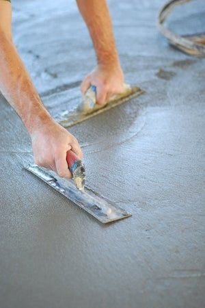 Finishing Concrete