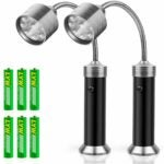 The Grill Lights Option: LED Concepts BBQ Grill Lights