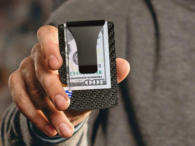 最好的RFID钱包