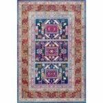 最佳地区地毯选择:nuLOOM Marisela部落地区地毯