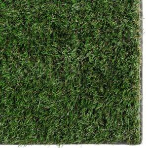 最好的人造草选择:iCustomRug厚草坪地毯和跑步