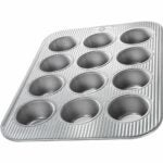 The Best Baking Pans Option: USA Pan (1200MF) Bakeware Cupcake and Muffin Pan