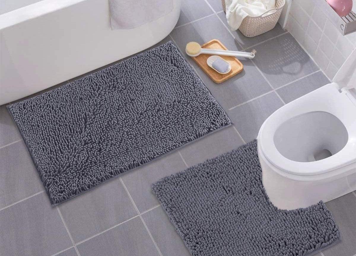 Best Bath Mat Options For The Bathroom