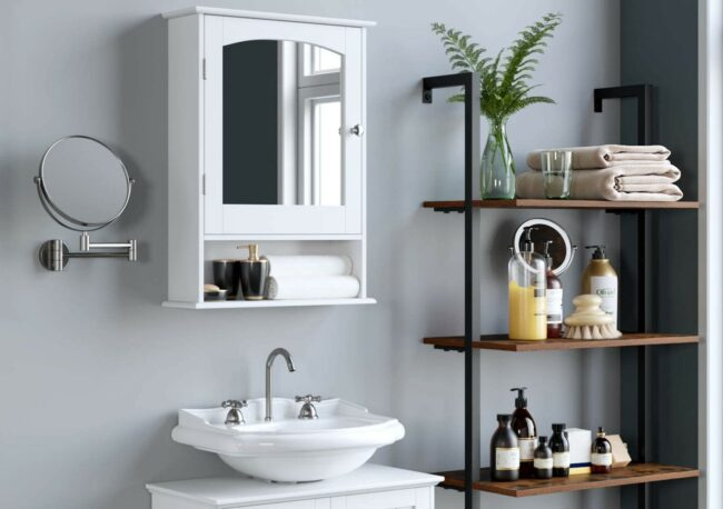 The Best Bathroom Mirror Options In 2021 Bob Vila