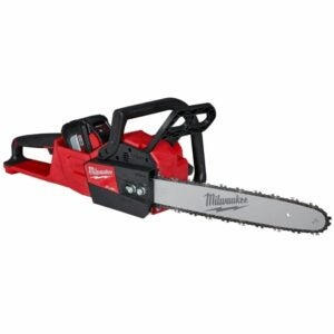 The Best Battery Chainsaws Option: Milwaukee Electric Tools 2727-21HD Chainsaw Kit
