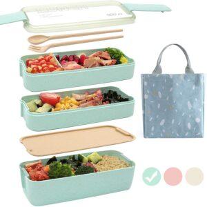 The Best Bento Box Options: Ozazuco Bento Box Japanese Lunch Box