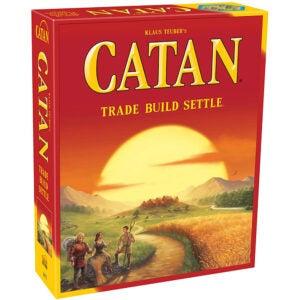 最佳桌游选择:《卡坦岛