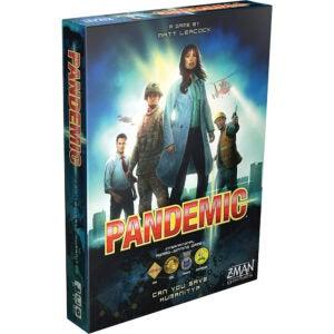 最佳桌面游戏选择:《Pandemic》