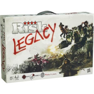The Best Board Games Options: Risk Legacy Game
