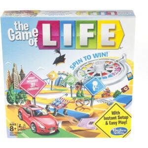 最好的棋盘游戏选项:生活棋盘游戏