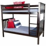 The Best Bunk Beds Option: Max & Lily Bunk Bed, Twin