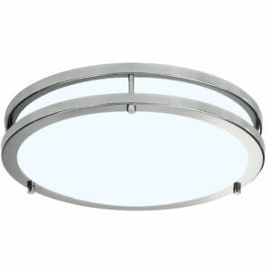 The Best Closet Lighting Option: Light Blue USA LED Ceiling Mount Light Dimmable