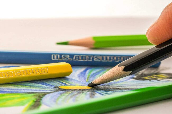 The Best Coloured Pencils Options