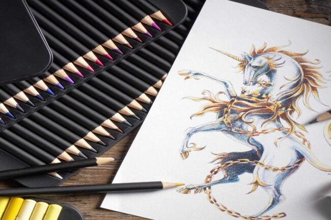 The Best Colored Pencils Options