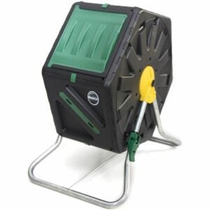 The Best Compost Tumbler Option: The Best Compost Tumbler Option: FCMP Outdoor Half Size Rolling Composter