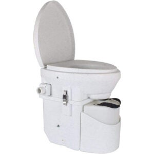最好的堆肥厕所选项:Nature's Head自我包含堆肥厕所