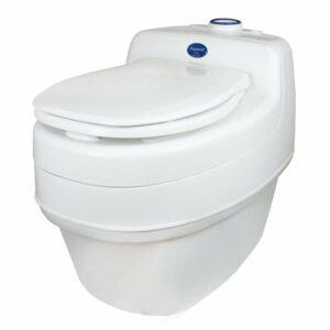 最好的堆肥厕所选项:分离别墅9215 AC DC堆肥厕所