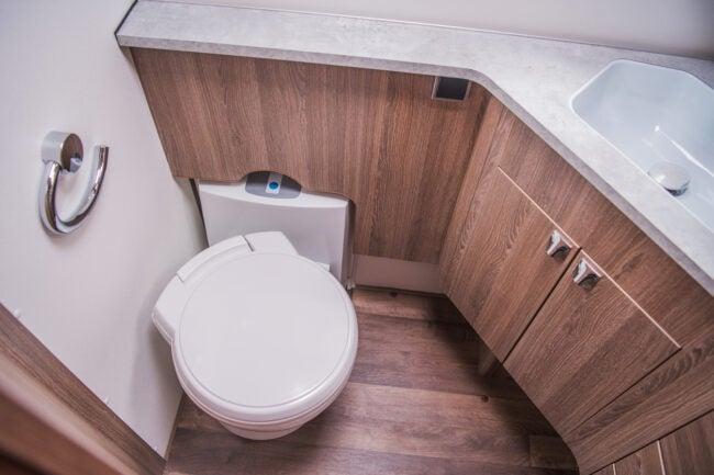 房车或小房子最好的堆肥厕所