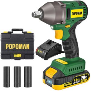 Best Cordless Impact Wrench Popman