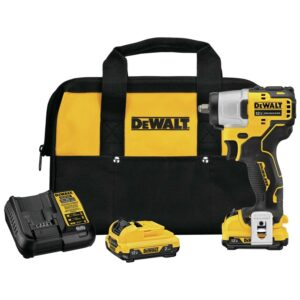 Best Cordless Impact Wrenches DEWALT