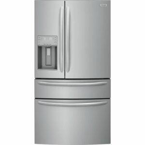 The Best Counter-Depth Refrigerator Option: Frigidaire 36 in. French Door Refrigerator