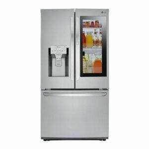 The Best Counter-Depth Refrigerator Option: LG Electronics French Door Smart Refrigerator