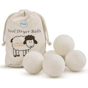 最好的烘干机选项:WANTELL羊毛烘干机球6包XL