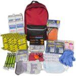 The Best Earthquake Kit Options: Ready America 70380 Essentials Emergency Kit Backpack