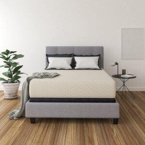 最好的公司床垫选择:Ashley Chime 12寸中型内存泡沫床垫