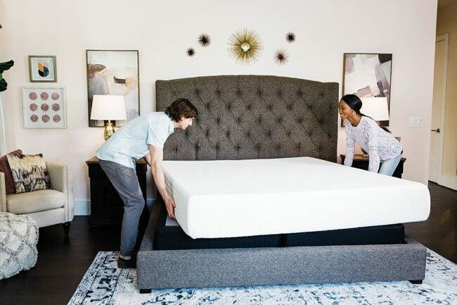 最好的坚固床垫的选择