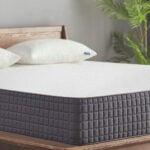 最好的坚实床垫选择:甜甜的微风10寸床垫