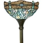 The Best Floor Lamps Options: Tiffany Floor Lamp Torchiere