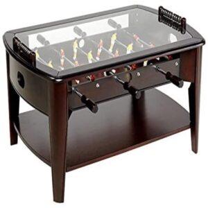 """The Best Foosball Pool Option: BARRINGTON Foosball Game Wood 42"""" Table"""