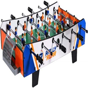 The Best Foosball Pool Option: Rally and Roar Foosball Tabletop