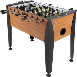The Best Foosball Table Option: Atomic Pro Force 56 Foosball Table