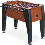 The Best Foosball Table Option: KICK Legend 55 Foosball Table