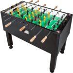 The Best Foosball Table Option: Tornado Foosball Table