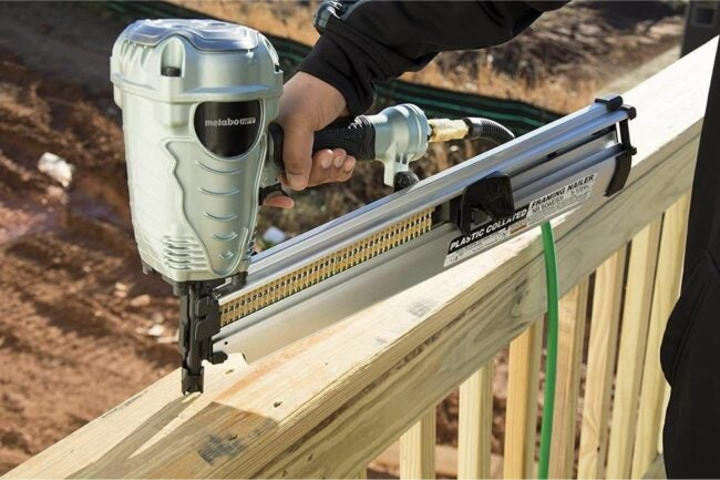 The Best Framing Nailer Option