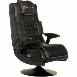 The Best Gaming Chair Option: X Rocker Pro Series 2.1 Vibrating Video Gaming Chair