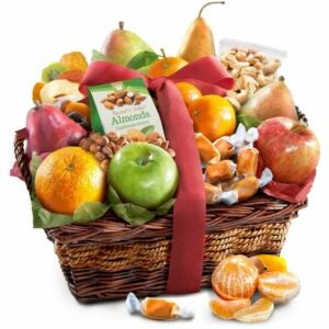 The Best Gift Baskets Option: Golden State Fruit Orchard Delight Gourmet Basket